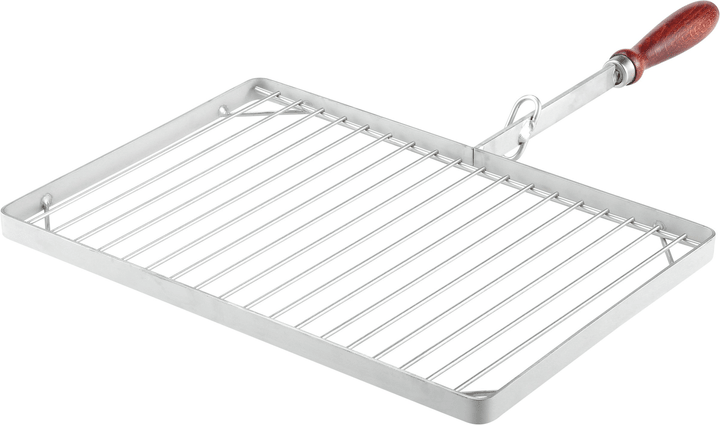 Grille en acier au chrome-nickel 639031100000 Taille L: 32.5 cm x L: 46.0 cm Photo no. 1