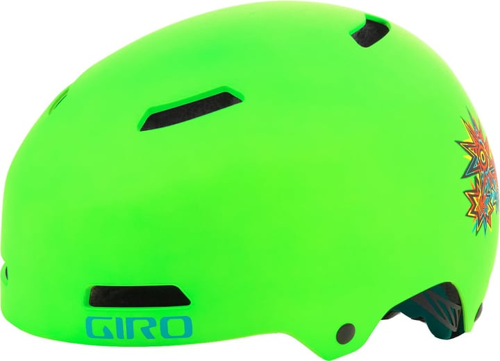 Dime Casque de velo Giro 465015061166 Couleur lime Taille 47-51 Photo no. 1
