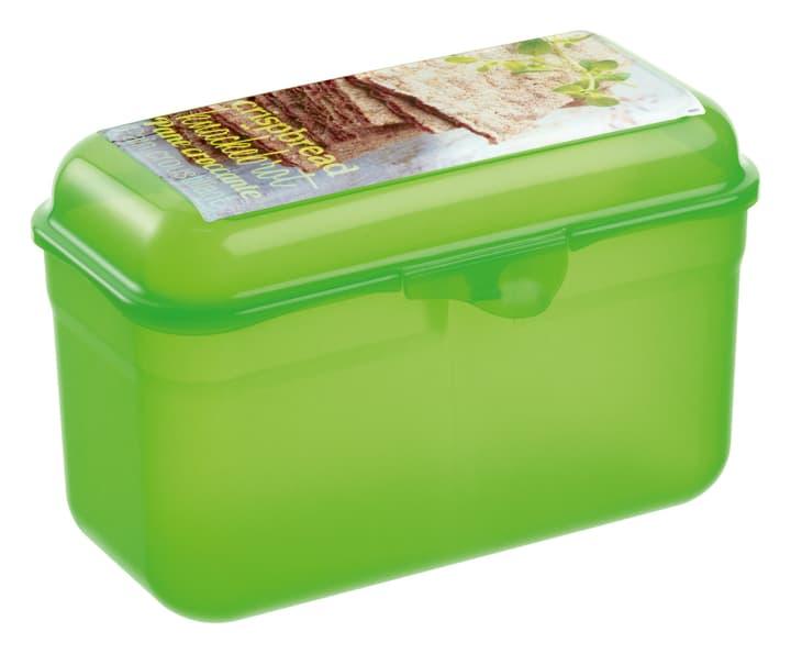 M-TOPLINE Boîte à pain croustillant M-Topline 703706100060 Couleur Vert Dimensions L: 10.5 cm x P: 12.5 cm x H:  Photo no. 1