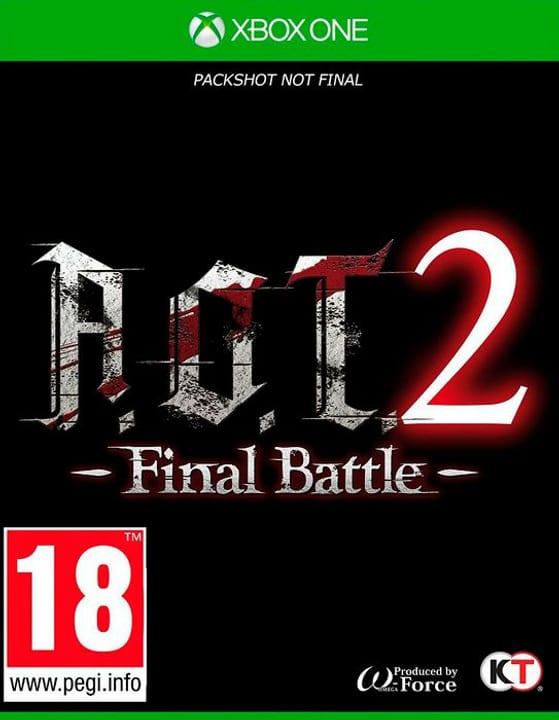 Xbox One - A.O.T. 2: Final Battle F Box 785300145013 Photo no. 1