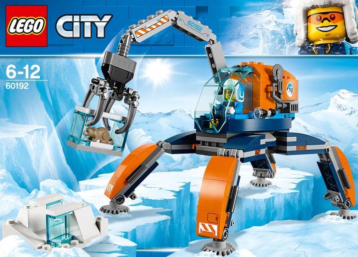 Lego City Arktis-Eiskran auf Stelzen 60192 748882800000 Bild Nr. 1