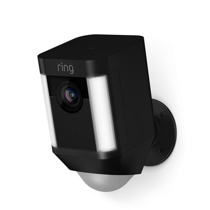 Ring Spotlight Cam (Accu) nero 614140200000 N. figura 1