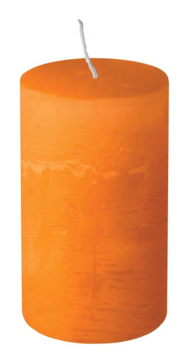 BAL Bougie cylindrique 440582901134 Couleur Orange Dimensions H: 10.0 cm Photo no. 1