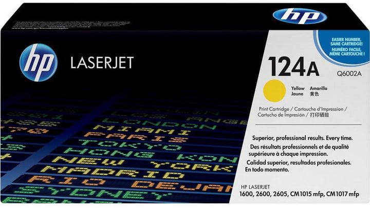 Q6002A Toner-Modul Smart jaune Cartouche toner HP 797479000000 Photo no. 1