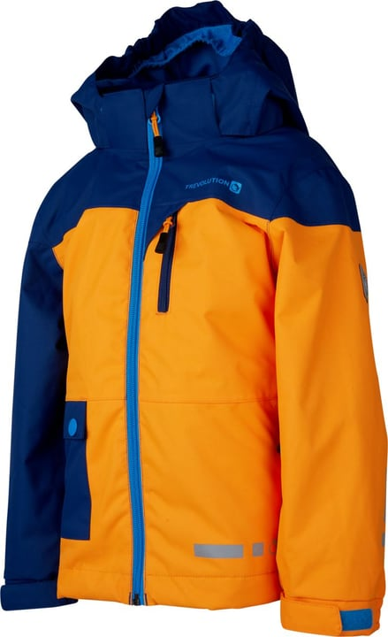Giacca da trekking 2 in 1 da bambino Trevolution 472348511034 Colore arancio Taglie 110 N. figura 1