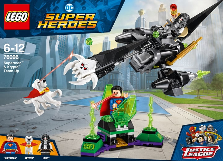 Lego Dc Universe Super Heroes 76096 748875600000 Photo no. 1