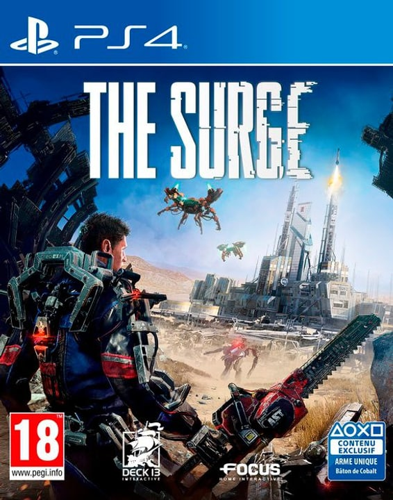 PS4 - The Surge Box 785300122117 Photo no. 1