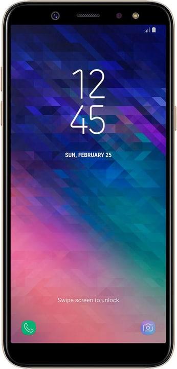 Galaxy A6 32GB Or Smartphone Samsung 785300136146 Photo no. 1