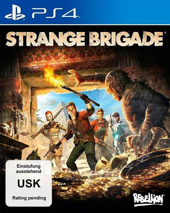 PS4 - Strange Brigade (D) Box 785300135395 Photo no. 1