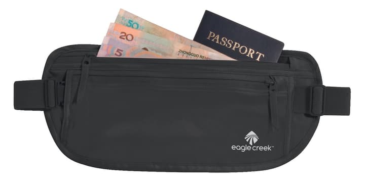 Silk Undercover Money Belt Ceinture à porte-monnaie Eagle Creek 491223400020 Couleur noir Photo no. 1