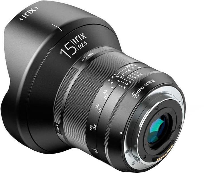 15mm / 2.4 Blackstone Objectif Irix 785300134656 N. figura 1