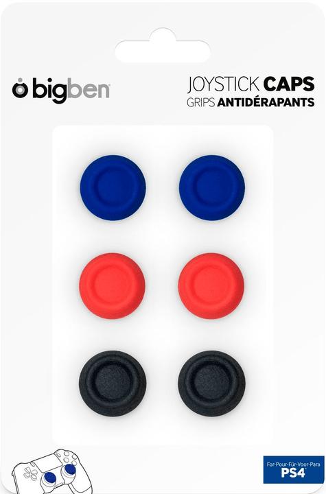 Controller Thumb Grips PS4 Bigben 785300142229 N. figura 1