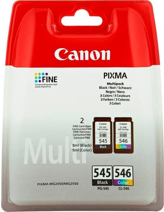 PGCL545/6 Cartuccia d'inchiostro Multipack Canon 795820300000 N. figura 1