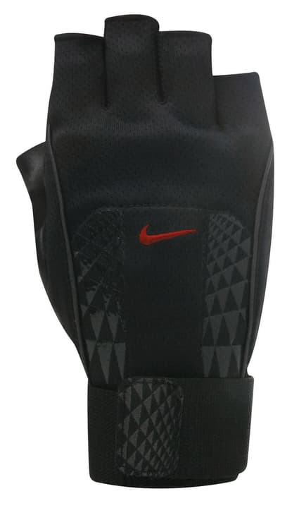 Men´s Alpha Structure Lifting Gloves Gants de fitness Nike 471966000320 Couleur noir Taille S Photo no. 1