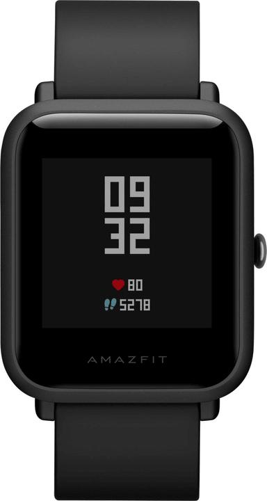 Amazfit Bip Lite noir Smartwatch Amazfit 798707700000 Photo no. 1