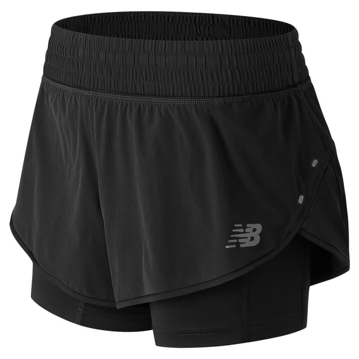 "4"" IMPACT SHORT Damen-Shorts New Balance 470155700320 Farbe schwarz Grösse S Bild-Nr. 1"