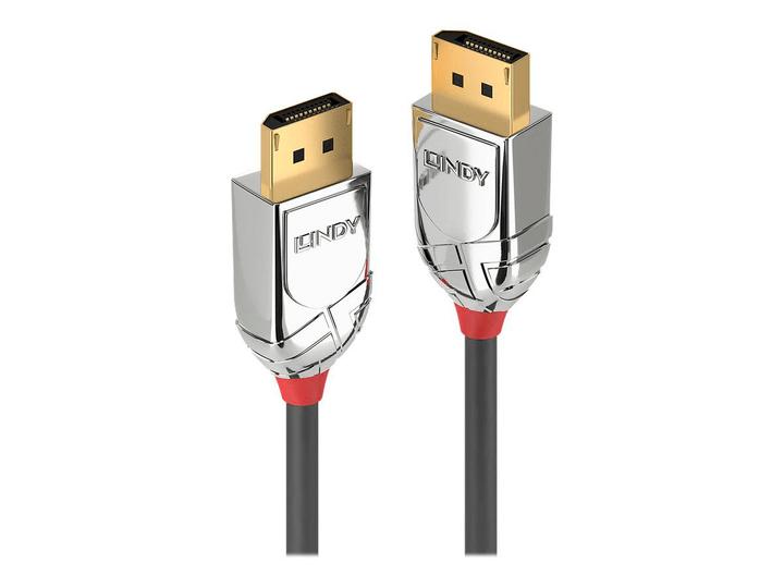 DisplayPort 1.4 Cavo, Cromo Line 1m Cavo LINDY 785300141544 N. figura 1