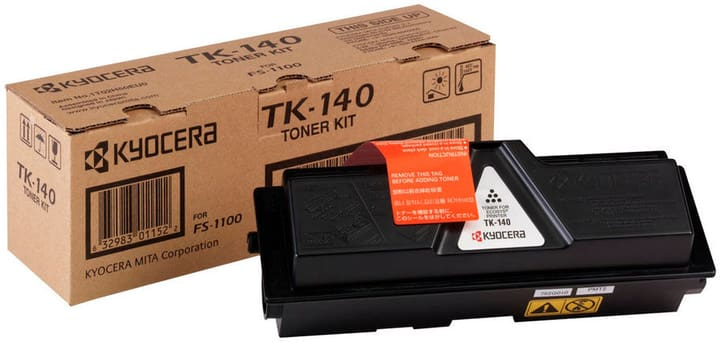 TK-140 Toner Nero Cartuccia toner Kyocera 796054000000 N. figura 1