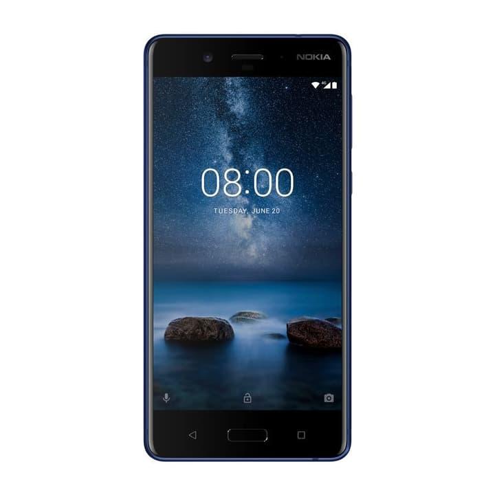 8 Dual SIM 64GB blau Smartphone Nokia 785300129705 Bild Nr. 1