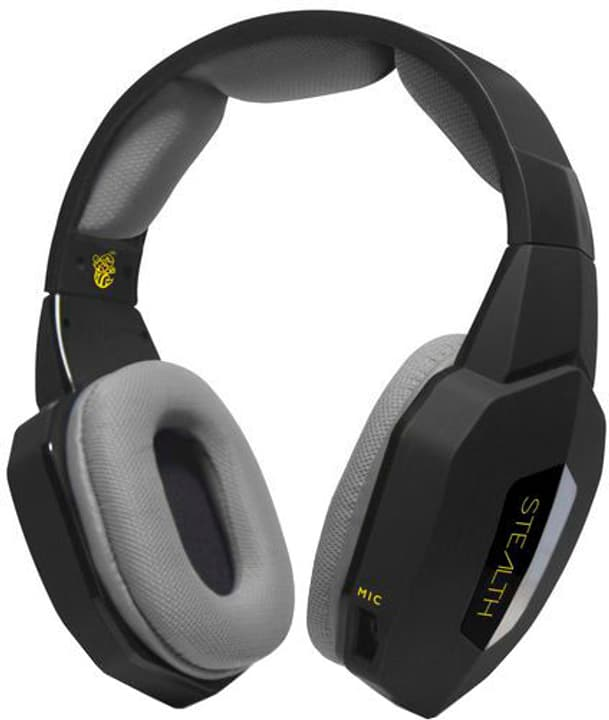 XP-Hornet Stereo Gaming Casque Micro Casque Micro Stealth 785300149043 Photo no. 1