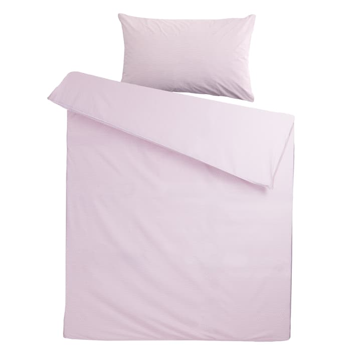 ODILIE Federa per cuscino percalle 376014517701 Colore Rosa Dimensioni L: 70.0 cm x L: 50.0 cm N. figura 1