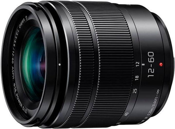 Lumix G 12-60mm 3.5-5.6 Objectif Panasonic 785300126049 Photo no. 1