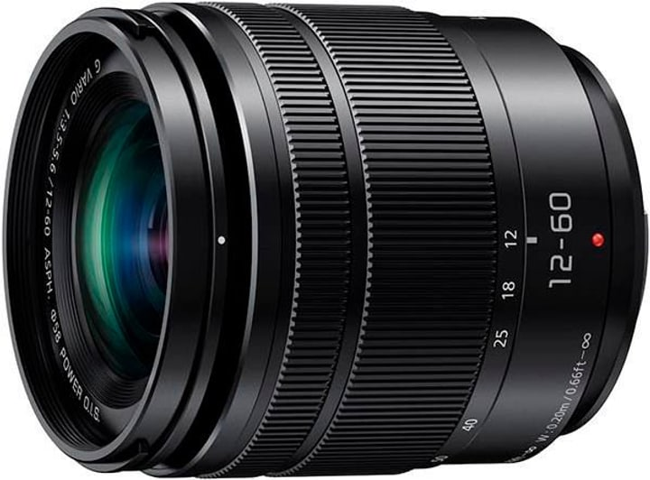 Lumix G 12-60mm 3.5-5.6 Objektiv Panasonic 785300126049 Bild Nr. 1