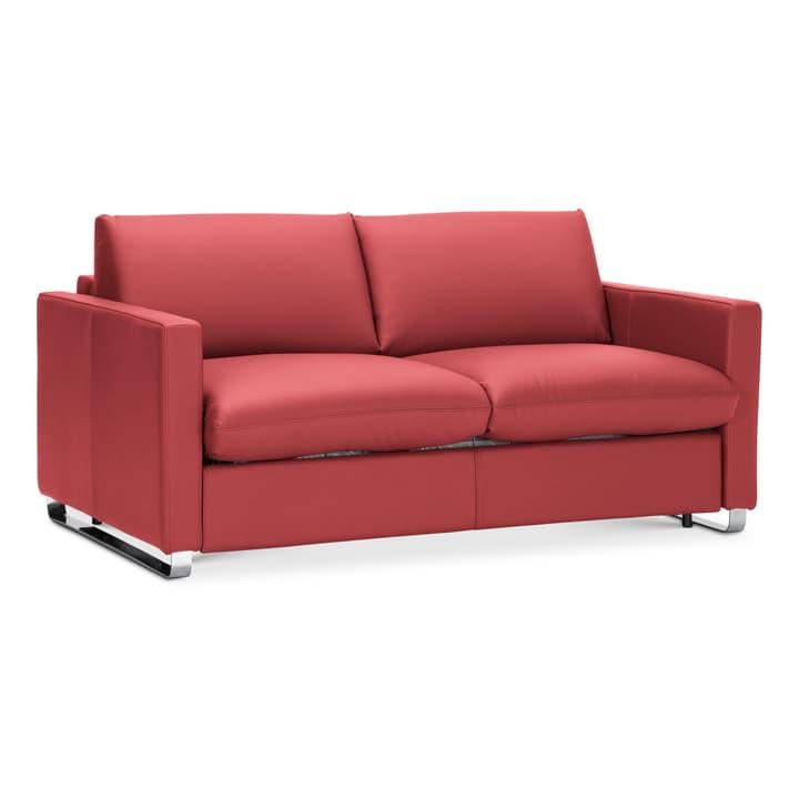 NATHAN Canapé-lit 2pl. 360466000000 Couleur Rouge Photo no. 1
