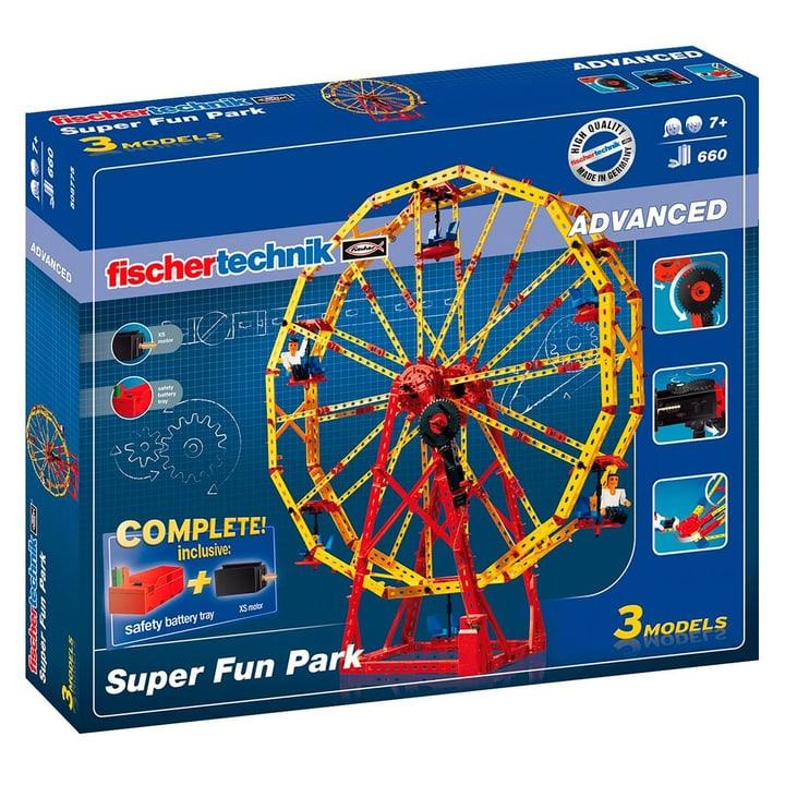 FischerTechnik Super Fun Park 785300127906