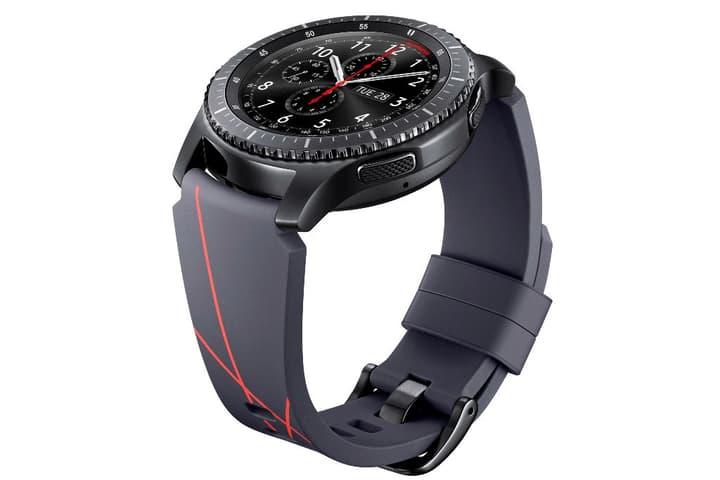 Gear S3 Arik Levy Band blu Samsung 785300126298 N. figura 1