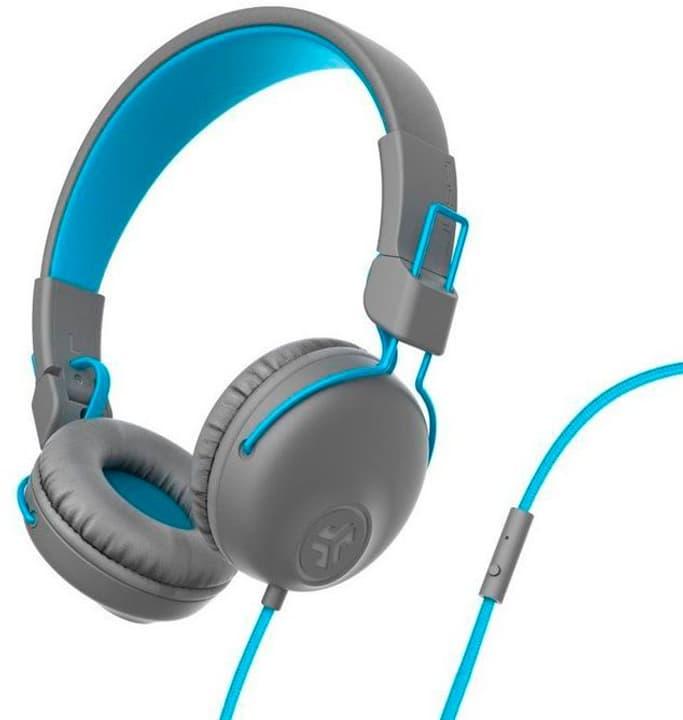 Studio On Ear Headphones - Bleu Casque On-Ear Jlab 785300146327 Photo no. 1
