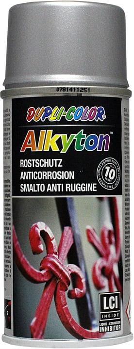 Aerosol de peinture antirouille antirouille Alkyton Dupli-Color 660838400000 Couleur Argenté Contenu 150.0 ml Photo no. 1