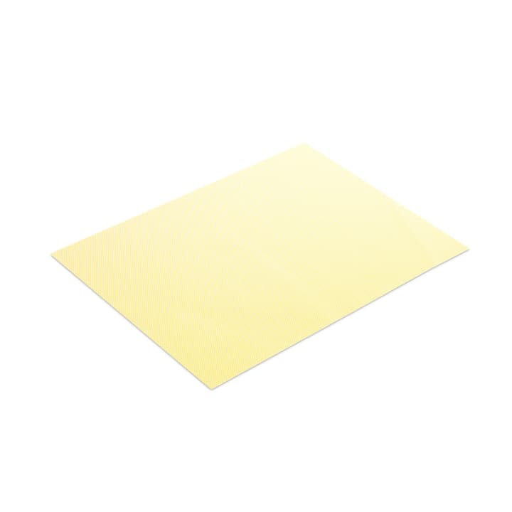 NACERA Set de table 378055500000 Couleur Jaune Dimensions L: 45.0 cm x P: 33.0 cm Photo no. 1