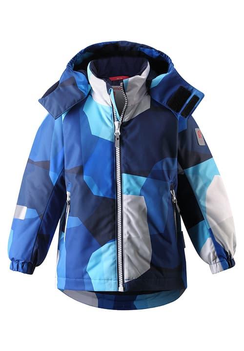 Maunu Veste d'hiver pour garçon Reima 472357409240 Colore blu Taglie 92 N. figura 1