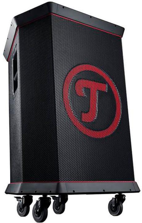 Rockster - Schwarz Bluetooth Lautsprecher Teufel 785300132819 Bild Nr. 1