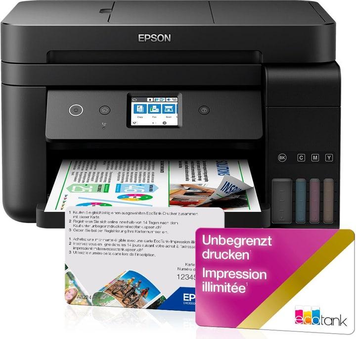 EcoTank ET-4750 Unlimited Imprimante multifonction Epson 785300149657 Photo no. 1