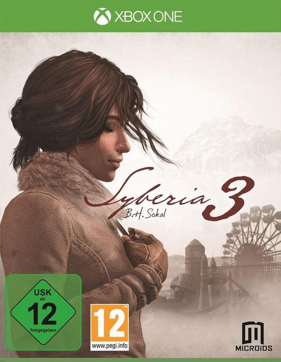 Xbox One - Syberia 3 Box 785300122241 Bild Nr. 1