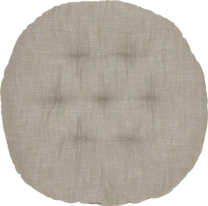TIAGO Cuscino sedia 450714841069 Colore Talpa Dimensioni L: 37.0 cm x A: 37.0 cm N. figura 1