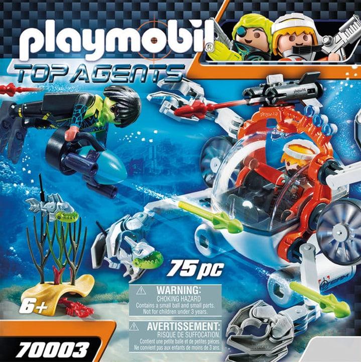 PLAYMOBIL 70003 Robot sous-marin Spy 748008600000 Photo no. 1