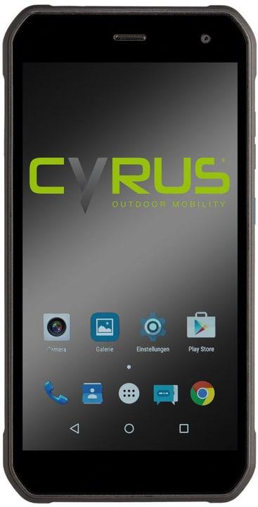 Cyrus CS40 nero Dual Sim Smartphone U44 785300133125 N. figura 1