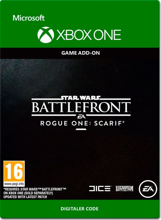 Xbox One - Star Wars Battlefront: Rogue One: Scarif Download (ESD) 785300138678 Bild Nr. 1