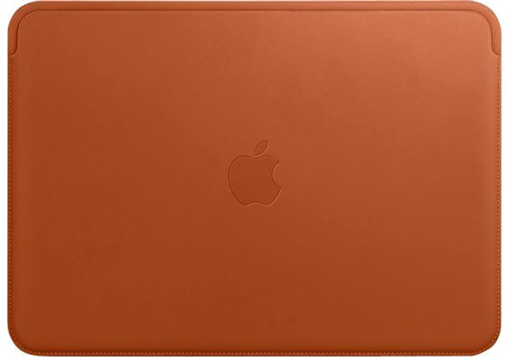 Leather Sleeve MacBook Saddle Brown Apple 785300137401 N. figura 1