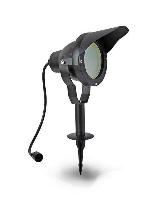 EASY CONNECT LED Projecteur aluminium noir, 10 W 613166200000 Photo no. 1