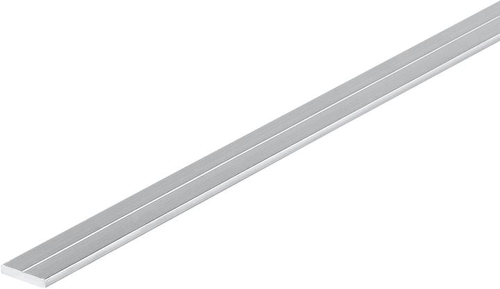 Flachstange 2 x 11.5 mm blank 1 m alfer 605018800000 Bild Nr. 1