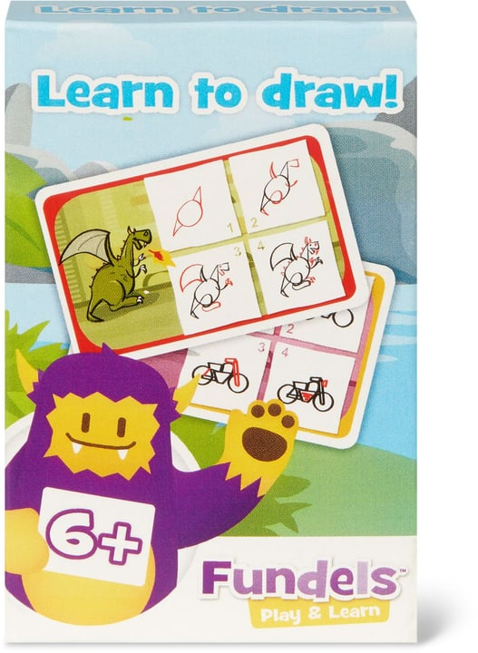 Fundels - Learn to draw 748913500000 N. figura 1