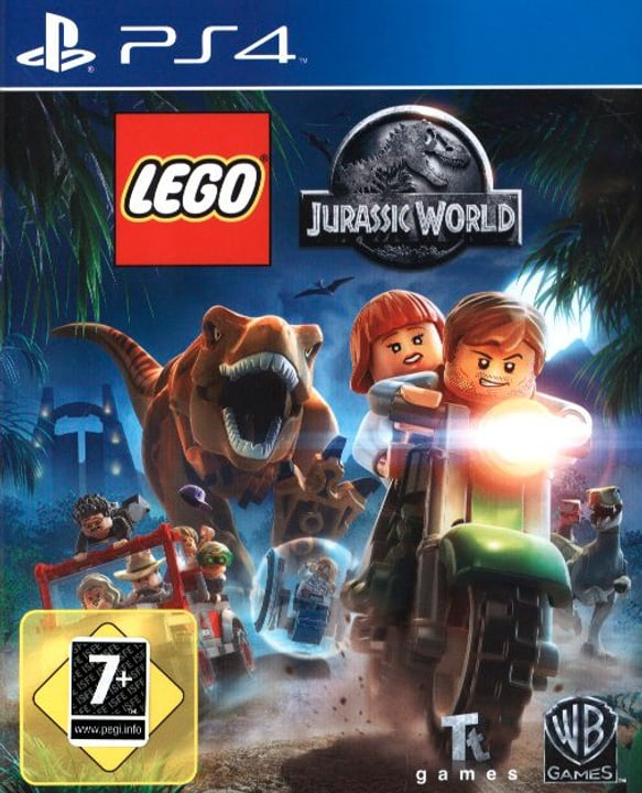 PS4 - LEGO Jurassic World 785300121580 Bild Nr. 1