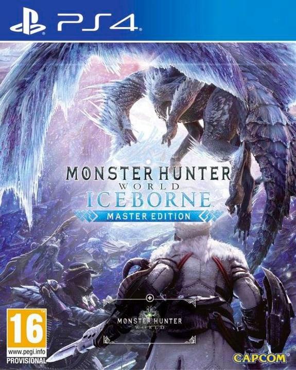 PS4 - Monster Hunter: World - Iceborn Master Edition Box 785300145711 Photo no. 1