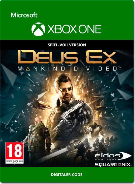 Xbox One - Deus Ex: Mankind Divided Digital (ESD) 785300137222 N. figura 1