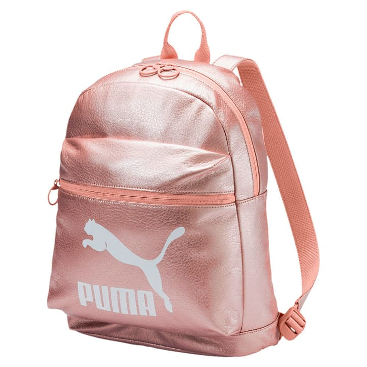 Prime Backpack metallic Sac à dos Puma 462382299939 Couleur vieux rose Taille One Size Photo no. 1