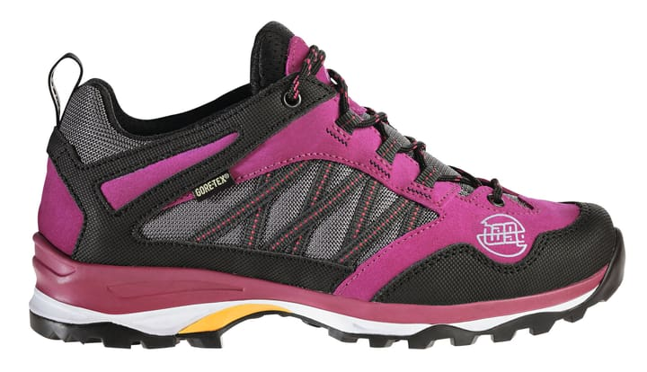 Belorado Low GTX Chaussures polyvalentes pour femme Hanwag 460826740037 Couleur fuchsia Taille 40 Photo no. 1